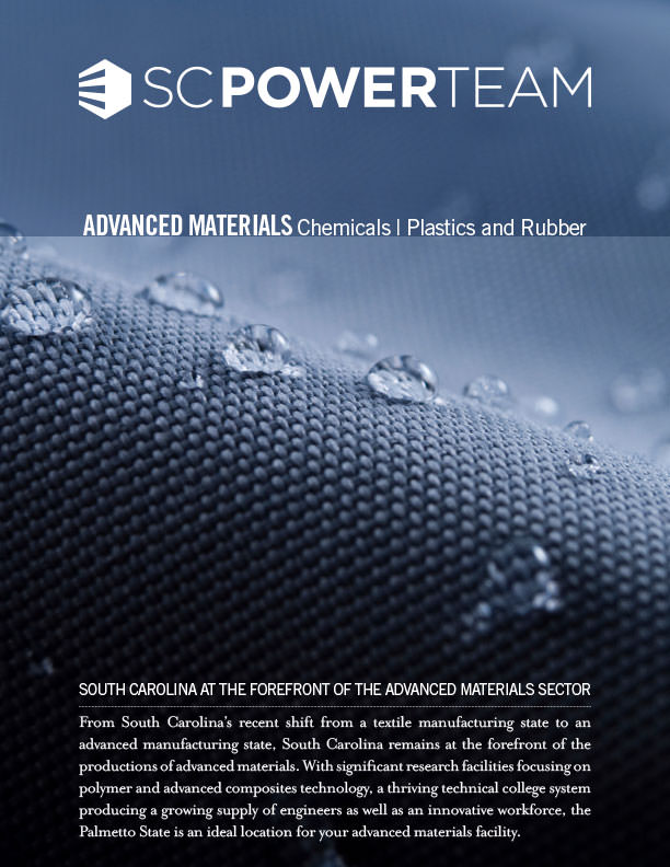 Advanced Materials Brochure